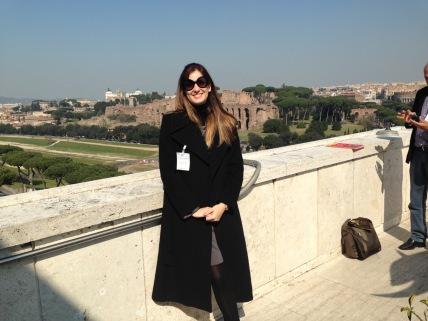 Sede da FAO em Roma - Missão Técnica da ASBRAER na Itália